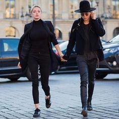 @carolinevreeland @tasyavanree photo by @styledumonde #style#styling#stylish#street#streetstyle#fashion#fashionable#cool#instamood#instafashion#woman#women#womensfashion#womensstyle#moda#shoes#loveit#streetlook#sexy#instyle#tagsforlikes#luks#followme#luxury#blogger#fashionweek#luxurystyle#luxuryfashion#carolinevreeland#tasyavanree