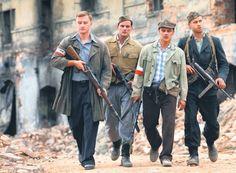 Czas Honoru Powstanie Warsaw Uprising, World War Ii, Military Jacket, Cinema, History, Poland, Diesel, Roses, Punk