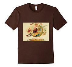 Men's Black Prince Vintage Cigar Box Tee Shirt T-shirt Small Brown Pluckydaddy T-shirts http://www.amazon.com/dp/B01CB2RB1A/ref=cm_sw_r_pi_dp_-9u7wb0AS2NFB