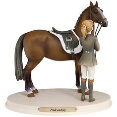 Enesco Horse Whispers Pride and Joy Figurine, 6-3/4-Inch