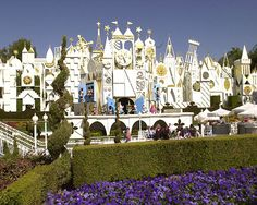 Disneyland's It's a Small World