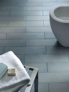 No 1464 Rectangular floor tile, with antique feel.