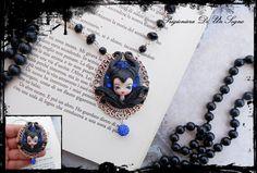 Maleficent fan art by PrigionieradiunSogno.deviantart.com on @deviantART