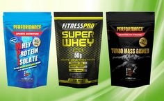 Whey protein packaging. http://www.standuppouches.com/whey-protein-packaging.html #wheyproteinpackaging