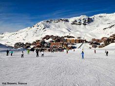 "Skiing in the French Alps? We say ""Oui!"" barretttravel.globaltravel.com pamelabarrett22@gmail.com"
