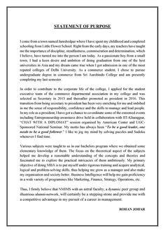 Purpose of an academic essay