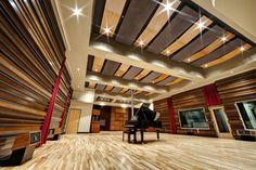 Revolution Recording - Studio A