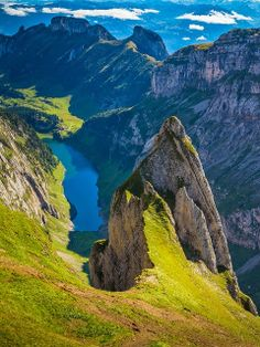 Appenzellerland, Switzerland---And mountain, my paradise!!!