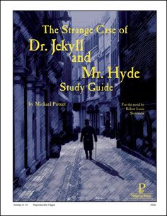 Strange Case of Dr. Jekyll and Mr. Hyde Study Guide | Main photo (Cover)