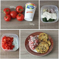 """Gefällt 2 Mal, 1 Kommentare - recipes in pictures (@spoonfulofcooking) auf Instagram: """"#Tomaten- Schüssel. --------------- #Tomate #Sojajoghurt #Soyajoghurt #Kräuter #Gewürze #Salat…"""""""