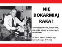 Zdaniem naukowców z Akademii Medycznej John Hopkins każdy z nas nosi w sobie pewną ilość komórek nowotworowych, które w większości przypadków w ogóle nie dają o sobie znać. Żadne obecnie dostępne testy nie są w stanie wykryć tych komórek, dopóki ich liczba znacznie nie wzrośnie! Niemiecki biochemik Otto Heinrich Wartburg, laureat nagrody Nobla za swoje naukowe osiągnięcia,
