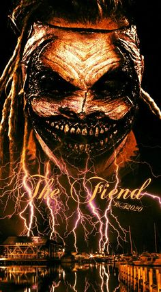 Thru my eyes Wwe Bray Wyatt, Tom Savini, Kratos God Of War, Deadpool Funny, Undertaker Wwe, Braun Strowman, Wwe Wallpapers, Maquillage Halloween, Wwe Superstars