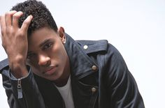 3 Ways Trevor Jackson Is Winning Your Digital Heart - Atlantic . Trevor Jackson, Michael Jackson, Birth Mother, Atlantic Records, Media Images, Interview, Digital, Celebrities, Heart