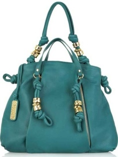 Michael Kors teal bag! by Briny