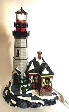 Dept 56 The Original Snow Village Christmas Cove Lighthouse #5483-6