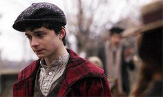 "Lucas Jade Zumann as Gilbert Blythe in Anne with an ""E"" ) Gilbert Blythe, Anne Shirley, Netflix Series, Series Movies, Tv Series, Anne Auf Green Gables, Lucas Jade Zumann, Amybeth Mcnulty, Gilbert And Anne"