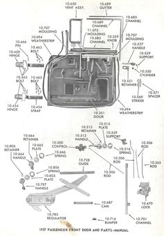 1955 Ford Power Steering Diagram in addition 55 Chevy Car Dash furthermore 1955 Ford Thunderbird Engine Diagram in addition Ford Thunderbird 1958 Windows Wiring together with Windshield Wiper Wiring Diagram Chevy. on 56 bel air wiring
