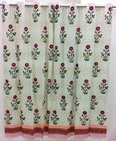 #Curtain #HandBlockPrint #Floralprintcurtain #rajasthaniblockprint  shop at  https://www.ethnicrajasthan.com/collections/curtains/products/curtain-hand-block-print-floral-7