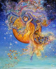 BY THE LIGHT OF THE MOON BY JOSEPHINE WALL