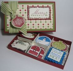Stampin Up homemade-cards-i-love-my-four-cricuts