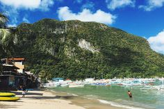 El Nido, Palawan, Philippines http://finnabroad.com/2015/12/11/why-you-should-visit-el-nido-philippines-right-now/