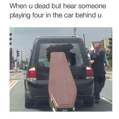 I'd be jamming to One Direction, even after I'm dead...