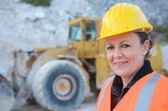 Breaking down the barriers toward women's employment  in non-traditional careers.