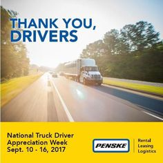Thanking truck drivers for all you do today – and every day – to move the world forward. Global Supply Chain, Truck Drivers, Used Trucks, Career Opportunities, Country Roads, America, World, The World, Usa