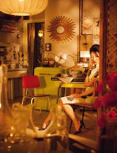 In the mood for love - AD España, © Manolo Yllera Un cuento chino.