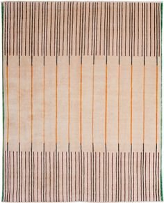 Andrée Putman's Two Lines Rug: Remodelista Floor Patterns, Textures Patterns, Textile Fiber Art, Second Line, Master Closet, Modern Carpet, Dream Decor, Mid Century Design, Stripes