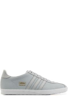 a7d4e87bee4 ADIDAS ORIGINALS Mesh Leather Gazelle Sneakers.  adidasoriginals  shoes   sneakers