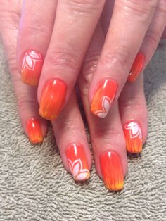 Gel polish and some nail art