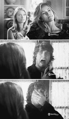LOL Cap's reaction to Frannie. This is why I love Cappie!