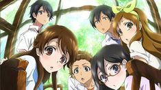 """TVアニメ「グラスリップ」PV第1弾 Summer 2014 Anime """"Glasslip"""".  It's from P.A. Works, so I'm interested."""
