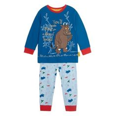 2 Part Set Top And Leggings In 18-24 Months ~86-92 Cms In The Gruffalo's Child