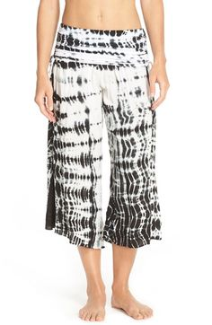 #HardTailForever @h Hard Tail Tie Dye Culottes