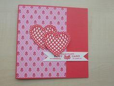 Vandaag heb ik een Clean & Simple valentijjns kaartje voor jullie.     Met deze kaart wil ik graag mee doen met de volgende uitdagingen:   C...