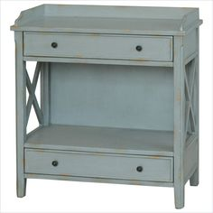 Lowest price online on all Pulaski Chairside Accent Chest in Channing - DS-766011