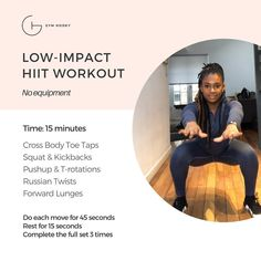 Ariel Belgrave | Health & Fitness Coach & Under Armour Athlete (@gymhooky)  Click image for a video of each exercise. Lunges, Squats, Russian Twist, Ariel, At Home Workouts, Push Up, Armour, Exercises, Squat