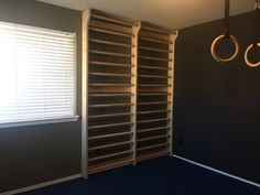 Here is my final finished product:       There are a lot of excellent posts on this forumof homemade stall bars. I thought I would add mine justas ano...