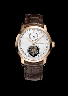 Patrimony Traditionnelle 14-day Tourbillon, Vacheron Constantin Timepieces and Luxury Watches on Presentwatch
