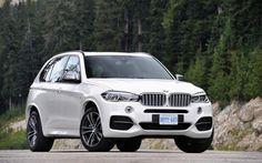 Ultra HD BMW X5 M50d 2014 05 1920�1200