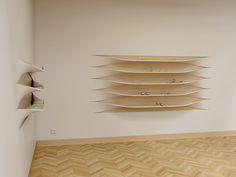 // The wall shelves - 2014   Indústria Criativa