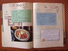 diy cookbook | Summer Sets In: DIY Cookbook | Upcycle Projects
