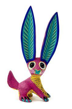 Toy Art, Wood Sculpture, Sculptures, Paper Mache Animals, Mexico Art, Mexican Folk Art, Spirit Animal, Art Lessons, Bunt
