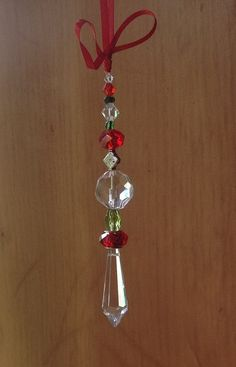 Glass Beaded Ornament