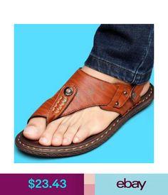 ad585678b53 Sandals   Flip Flops Korea 2017 Mens Clip Toe Slippers Beach Hot Cool Casual  Summer Sandals  ebay  Fashion