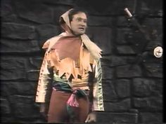 Jonathan Winters and Robin Williams: Medieval Jesters