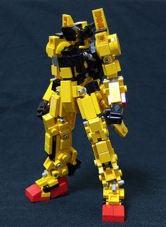 #LEGO Yelllow Robot.