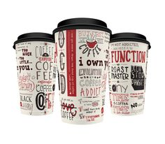 Coffee Cup Packaging on Behance